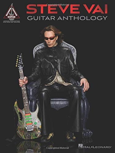 Steve Vai - Guitar Anthology