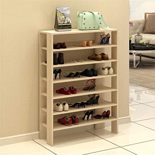 Chaussure Assembler des Porte Simple Armoires à à la Maison (Couleur : A)