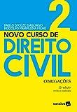 Novo Curso de Direito Civil - Volume 2 - Obrigações - 22 ª Edição 2021
