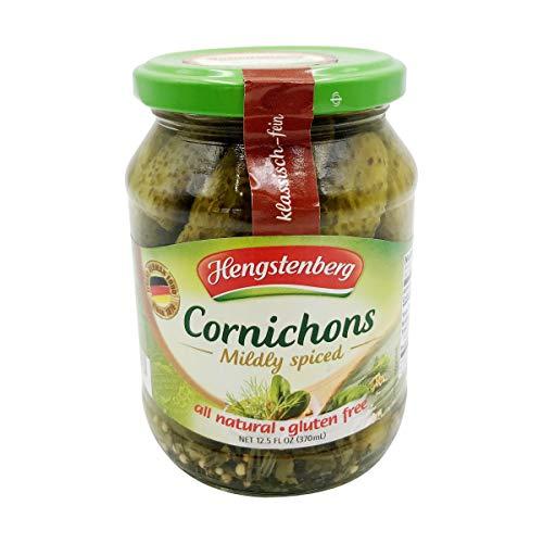 Hengstenberg Olives, Pickles & Relishes - Best Reviews Tips