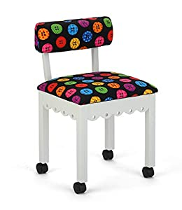 Best sewing chair with storage. SYS score:9