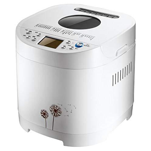 FYLD 650W Programmeerbare broodbakmachine, broodbakmachine, led-display (21 programma's, online recepten, 3 kleuren, 13-uurs-terminal, 1-uur-isolatie