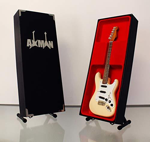 Ritchie Blackmore (Deep Purple) - Miniatur-Gitarren-Nachbildung