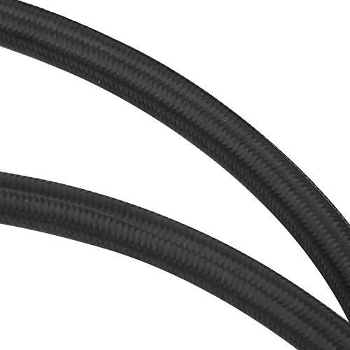 Snufeve6 Cuerda elástica de Bicicleta Engrosada, Cuerda elástica de Equipaje, Equipaje de...
