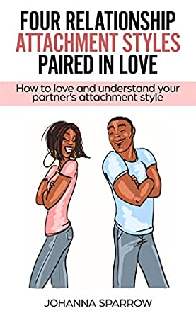 Four Relationship Attachment Styles Paired In Love