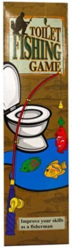 Toilet Fishing Game by Island Dogs