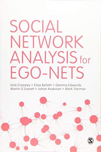 Social Network Analysis for EgoNets
