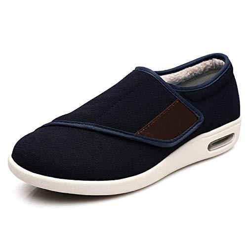 B/H Chaussures de diabète Sneakers,Chaussures de Marche en...