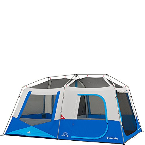 Columbia Sportswear Fall River 10 Person Instant Dome Tent...