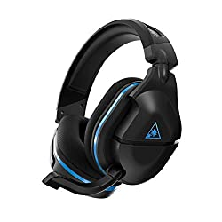 commercial Turtle Beach Stealth 600 Gen 2 wireless gaming headset For PlayStation 5 and PlayStation 4 playstation 4 headset