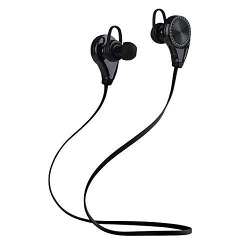 Intcrown S960 Wireless Bluetooth Sport Kopfhörer mit Mikrofon mit Geräuschunterdrückung