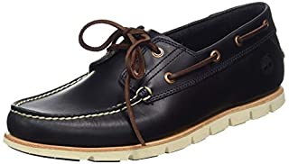 Timberland Tidelands 2 Eye, Scarpe da Barca Uomo, Blu (Navy Full Grain), 45 EU (B01MDP8PL0) | Amazon price tracker / tracking, Amazon price history charts, Amazon price watches, Amazon price drop alerts