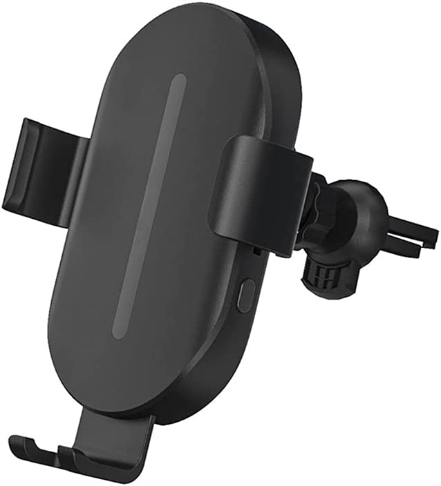 Indefinitely St. Selling Mensch Wireless Car Charger Fast Auto Charging Clamping