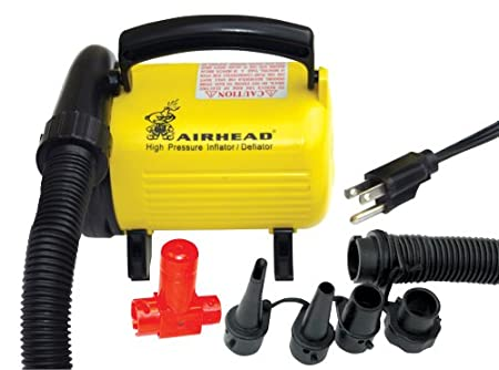 AIRHEAD Hi Pressure Air Pump Review