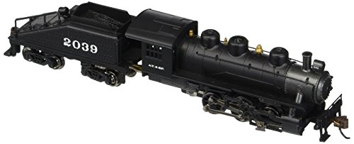 Bachmann Industries USRA 0-6-0 ATSF Locomotive with Switcher & Tender (N Scale)