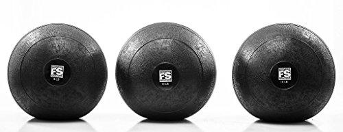 Fitness Solutions Slam Balls Dead Weight Slam Ball D Ball Strength Conditioning Cross Training WOD Plyometric Core Training