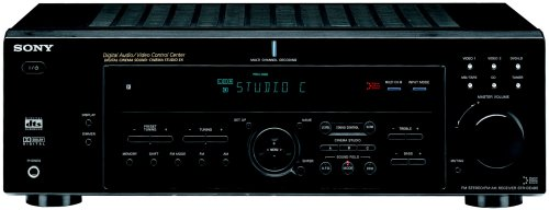 Sony STR-DE485 Audio/Video Receiver with Surround Sound (Discontinued by Manufacturer)