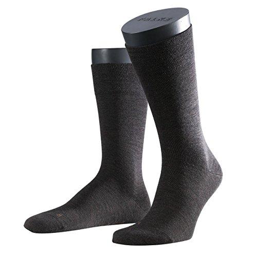 Falke Functional Herren Socken Sensitive Berlin 3er Pack, Größe:43-46;Farbe:Dark Brown (5450)