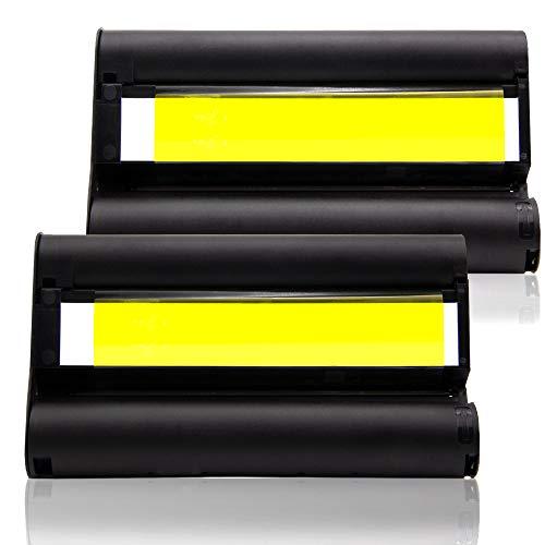 Labelwell KP-108IN 3115B001 KP108IN RP-108 KP-36IN Druckerkartusche 100 x 148 mm (Ohne Papier), Ersatz Kartusche für Canon Selphy CP Fotodrucker CP910 CP1200 CP900 CP1300, 72 Ausdrucke für P-Fach