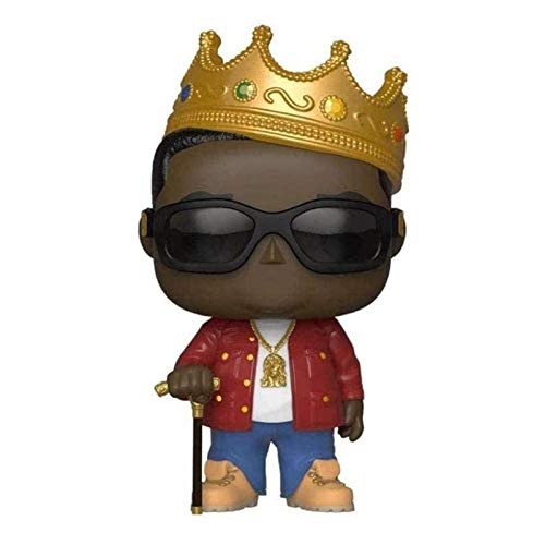 KYYT Pop! Rocks: The Notorious B.I.G. Vinyl Bobblehead 3.9'' for Funko
