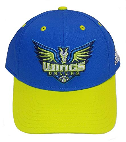 adidas WNBA Dallas Wings Structured Adjustable Hat - VW43Z