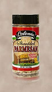 Colonna Shredded Parmesan Cheese