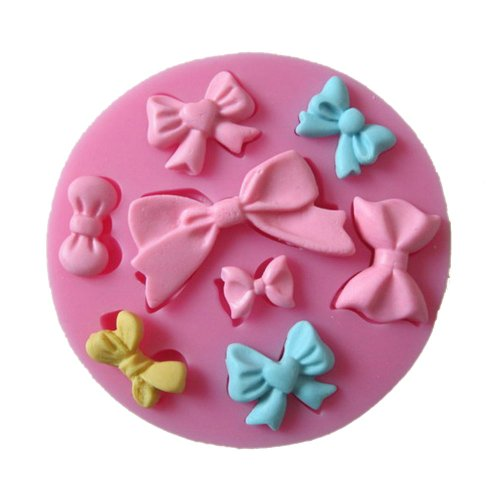 Mini Bows Silicone Mould