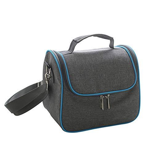Yvonnelee Kühltasche Kühlbox Lunchtasche Mittagessen Tasche Thermotasche Isoliertasche Isolierbox Picknicktasche für Lebensmitteltransport