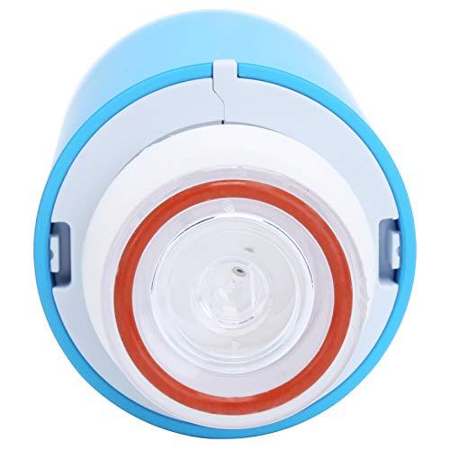 Mini herramienta de vacío, adopta una bomba de vacío eléctrica de diseño de interfaz de goma suave para mantener la ropa seca o mantener la comida fresca