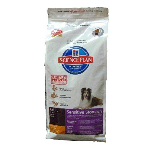 Hills Science Plan 0052742892702 Hills Canine Sensitive Stomach Hundefutter 3kg