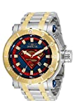 Invicta DC Comics - Superman 32702 blu Orologio Uomo Quarzo - 52mm