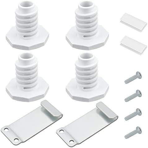 Blutoget W10869845 Dryer Stack Kit Compatible with Kenmore Whirlpool Amana Standard and Long product image