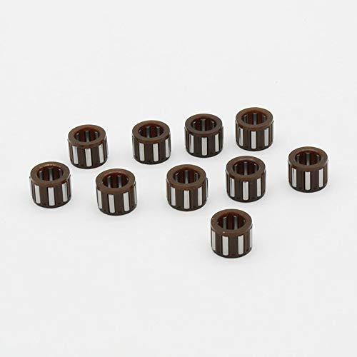 10 unids/lote cojinete de aguja de embrague para Stihl MS 034 036 044 046 MS340 MS341 MS360 MS361 MS362 MS440 MS441 MS460 MS461 motosierra
