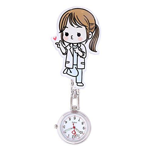 Relojes Bolsillo Broches Dibujos...