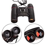 GBEX Binoculars 30 x 60 Zoom Outdoor Travel Folding Telescope