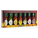 TABASCO® Giftbox 'Family of Flavours' 7 pack 7 x 148ml