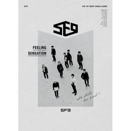 Top 14 sf9 album for 2020