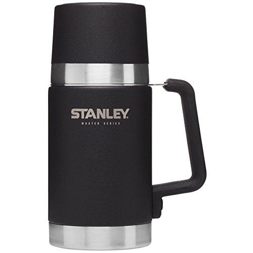 Stanley Master Pot à nourriture sous vide Noir 680 g