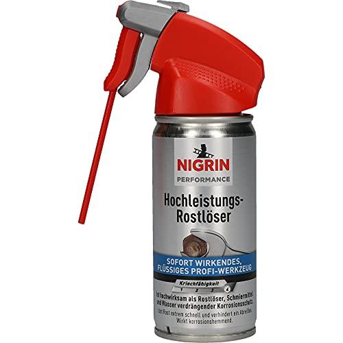 NIGRIN 72270 HyBrid Hochleistungs- Rostlöser 100 ml