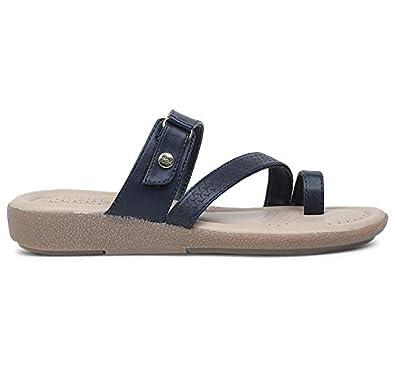 BATA Women's Bianca Toe Ring Fashion Slippers