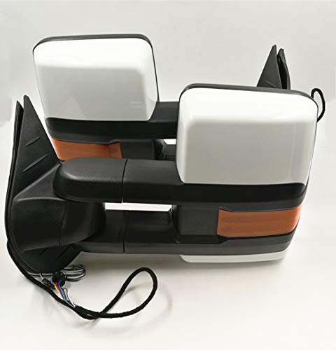 09 chevy tow mirrors - 3