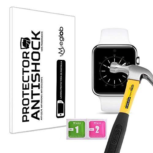 Displayschutzfolie Anti-Shock Kratzfest Bruchsicher Kompatibel mit Lemfo LF07