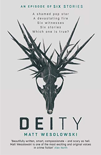 Deity (Six Stories) by [Matt Wesolowski]