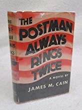 James M. Cain THE POSTMAN ALWAYS RINGS TWICE 1945 Grosset & Dunlap EARLY REPRINT