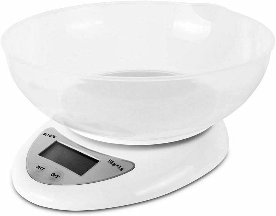 DXXWANG Finally resale start LCD Digital Kitchen Scale Wei Electronic Bowl with Japan Maker New 11LBS