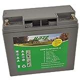 12V 18Ah Haze Gel Mobility Scooter & Powerchair Battery