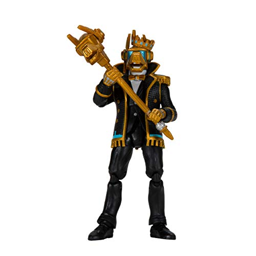"Fortnite FNT0605 4"" Solo Mode Core Figure-Y0nd3r (Flair)"