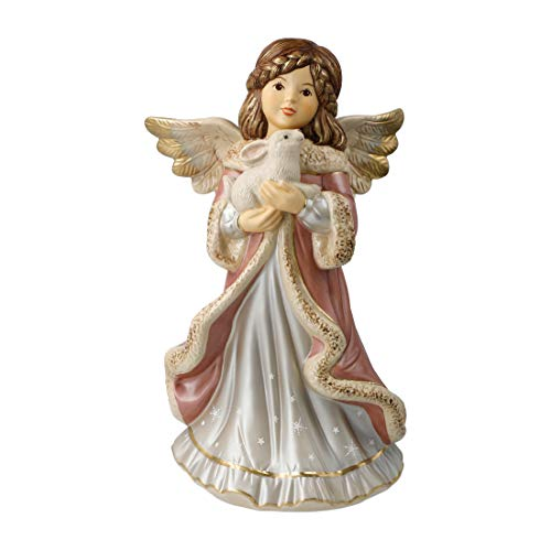 Goebel Jahresfarbe 2020 Engel Kleiner Kuschelfreund 25 cm Porzellan