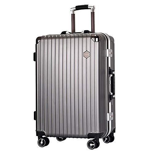 GBY Trolley, harde koffer van lichtgewicht ABS-kunststof, 4 ronde fijnstemmingskoffer voor 20 inch zakenreistrolleys