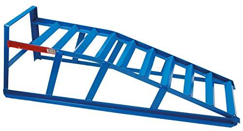 BGS 3001 | Auffahr-Rampe | 1 Stück | Laderampe | Autorampe | Traglast 2000 kg bei 2 Rampen